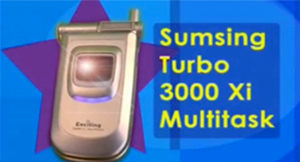 SUMSING TURBO 3000 XI MULTITASK