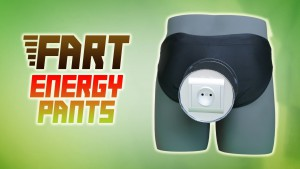 fart energy pants