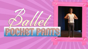 Ballet Pocket Pants